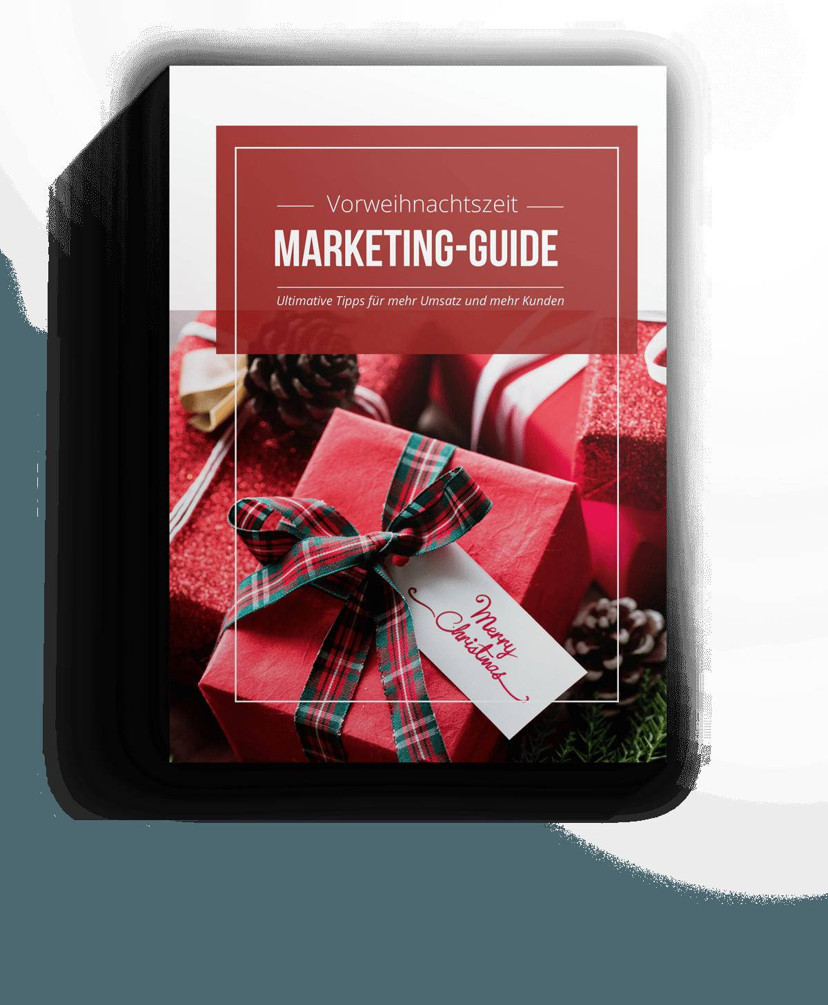 marketing guide fuer die vorweihnachtszeit von simpliby gmbh